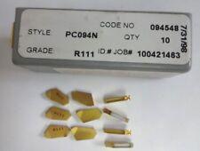RTW PC094N R111 POWRCUT INSERT  (PK OF 10)