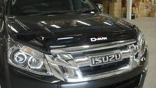 Black Bonet Bug Guard Protector Black Small Isuzu Dmax D-Max Holden 11 12 13 14