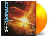 ORIGINAL SOUNDTRACK - DEEP IMPACT orange COLOURED VINYL MOVATM191C