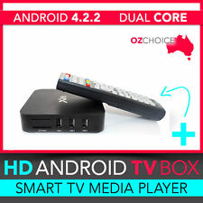 New Google Android Dual Core TV Box MX Full HD Media Player WIFI Internet XBMC