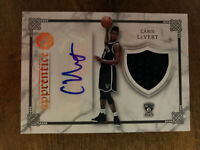 2016-17 Excalibur Caris LeVert Rookie Auto RC Apprentice Patch Autograph Nets 18