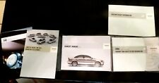 2006 VOLVO S40 OWNERS MANUAL + 3 BOOKLETS & CASE- USED