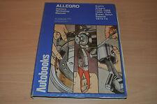 Austin ALLEGRO 1100 1300 1500 1973 - 1974 Repair Manual Autobook 771 Manual