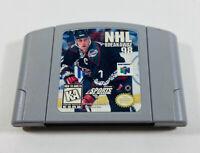 NHL Breakaway 98 (Nintendo 64, 1998) N64 Cart Only ML120