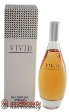 Vivid By Elizabeth Arden 3.3/3.4oz. Edt Spray For Women New In Box
