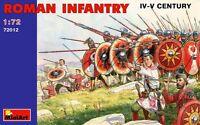 Roman Infanterie Modell Figuren MIN72012 1:72 Maßstab Miniart