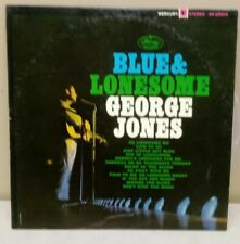 George Jones - Album - Blue And Lonesome - Record - Great Condition