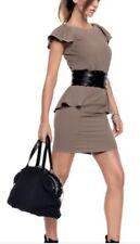 DENNY ROSE TUBINO Abito Vestito Dress  M BEIGE Identico Alla Foto 🔝