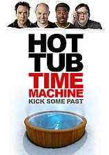 Hot Tub Time Machine (DVD, 2010)free postage uk,new/sealed