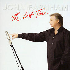 The Last Time by John Farnham (CD, Sep-2002, Bmg)