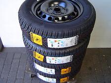 Winterreifen auf Stahlfelgen Continental TS860 195/65R15 VW Golf V / VI , Caddy
