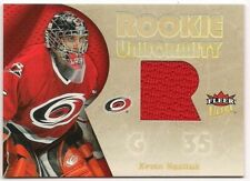 Kevin Nastiuk 05-06 Fleer Ultra Rookie Uniformity Game Jersey