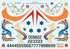 Sky´s Decals 32047 - 1/32 F-16I SUFA - tail markings - Neu