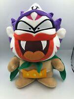 Momotaro Electric Railway King Bomby Konami Plush Soft Stuffed Toy Doll Nintendo