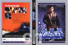 THE PUNISHER (1990) - Mark Goldblatt, Dolph Lundgren, Louis Gossett Jr.  DVD NEW