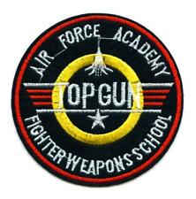 Patch Top Gun figher Weapon School f-14 Patch US Army Navy Air Force