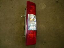 06 13 FORD TRANSIT MK7 PAIR OF REAR LIGHTS PASSENGER & DRIVER SIDE