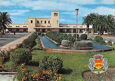 BR49680 Oujda avenue de la gare et armoires de la ville   Morocco