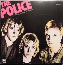 CD the police/OUTLANDOS d amour – rock album 1979