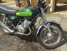 1977 Kawasaki KH250B – in great running condition
