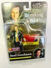 "BREAKING BAD SAUL GOODMAN 6"" inch ACTION FIGURE - GREEN SHIRT PX PREVIEWS MEZCO"