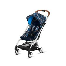 Poussette Cybex Eezy S Trust Blue - Fashion Edition