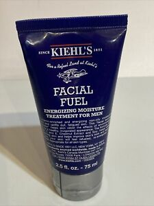 Kiehls Facial Fuel Energizing Moisture Treatment for Men 2.5 oz NEW SEALED
