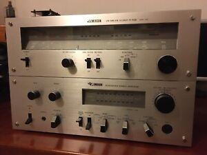 amplificatore e Sintonizzatore EMERSON