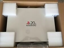 BRAND NEW SEALED SONY PLAYSTATION 4 20TH ANNIVERSARY LTD EDITION PS4 CONSOLE