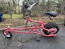 Micro Rail Dragster Hot Pink Bike Kids
