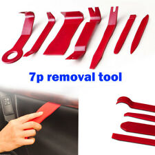 7Pcs Auto Door Panel Dash Audio Radio Stereo Gps Molding Trim Open Removal Tools (Fits: Rabbit)