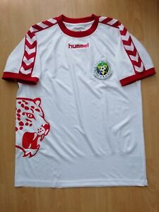 Zanzibar National Team Hummel Football Jersey M Medium ULTRA RARE Shirt Trikot