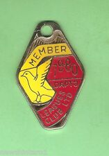 DAPTO  RUGBY LEAGUE  CLUB MEMBER BADGE 1979-80 #1347