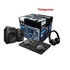 Pioneer DJ Starter Pack Software Controller/Speakers/Headphones/DJ Software Pack