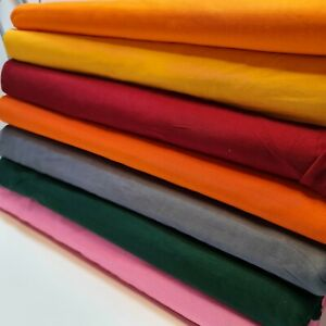 """100% Cotton Soft Muslin Voile Cheesecloth MulMul Fabric Draping Curtains 44"""""""