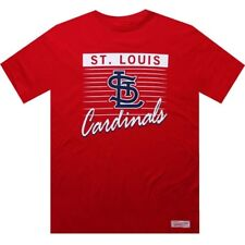 $39.99 Mitchell And Ness St Louis Cardinals Blank Tee (dark red) 3172A-Slcrza7