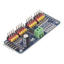 PCA9685 16 Channel 12bit PWM Servo motor Driver I2C Module F Arduino Robot WC