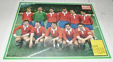 MIROIR FOOTBALL N°53 1964 PHOTO LILLE LOSC USVA LENS DOGLIANI MILAZZO OM POTTIER