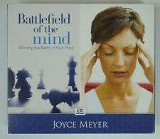 Joyce Meyer - Battlefield of the Mind - 4 CD Set