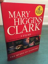 New Mary Higgins Clark: Best Selling Mysteries - 5 Films (DVD, 2016, 2-Disc Set)