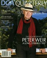 DGA QUARTERLY, Craft Journal of the Directors Guild of America, PETER WEIR, 2010