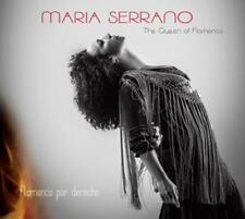 Maria Serrano - Flamenco por derecho - CD