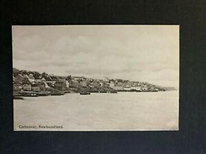 Newfoundland Postcard Unused