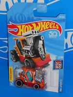 Int. Card 2018 Hot Wheels HW SPORTS 2//10 Tee/'d Off 2 322//365