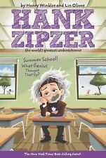 NEW - Summer School! What Genius Thought That Up? #8 (Hank Zipzer)