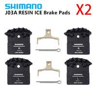 Shimano J03A Resin Cooling Fin Ice Tech Disc Brake Pads XT XTR SLX Deore as F01A