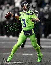 Russell Wilson Autographed Signed 8x10 Photo ( Seahawks ) REPRINT