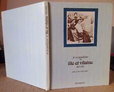 LA VIE QUOTIDIENNE EN ILLE-ET-VILAINE 1900-30 BRETAGNE 167 PHOTOS D'EPOQUE CPA