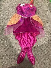 Girls Creative Designs Fantasy Play Barbie Princess Costume Dress Size 4-6X