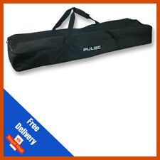 Pulse Deluxe PA Speaker Padded Carry Bag Stand Bag Carry Case